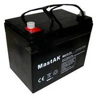 MastAK MA12-80 12v 80Ah