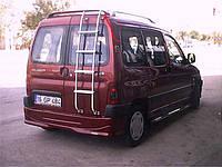 """Спойлер """"Исикли"""" Peugeot Partner (2004-2008)"""