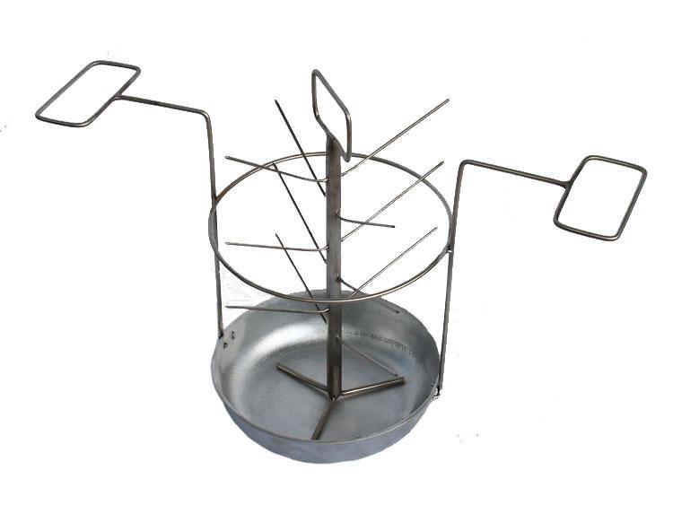 Трансформер 3 в 1 с чугунной тарелкой