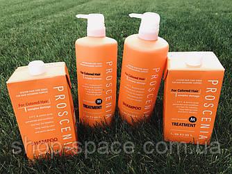На розлив профессиональный шампунь или/и маска Lebel Proscenia М для окрашенных прямых волос