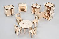 Набор игровой мебели Кухня Премиум