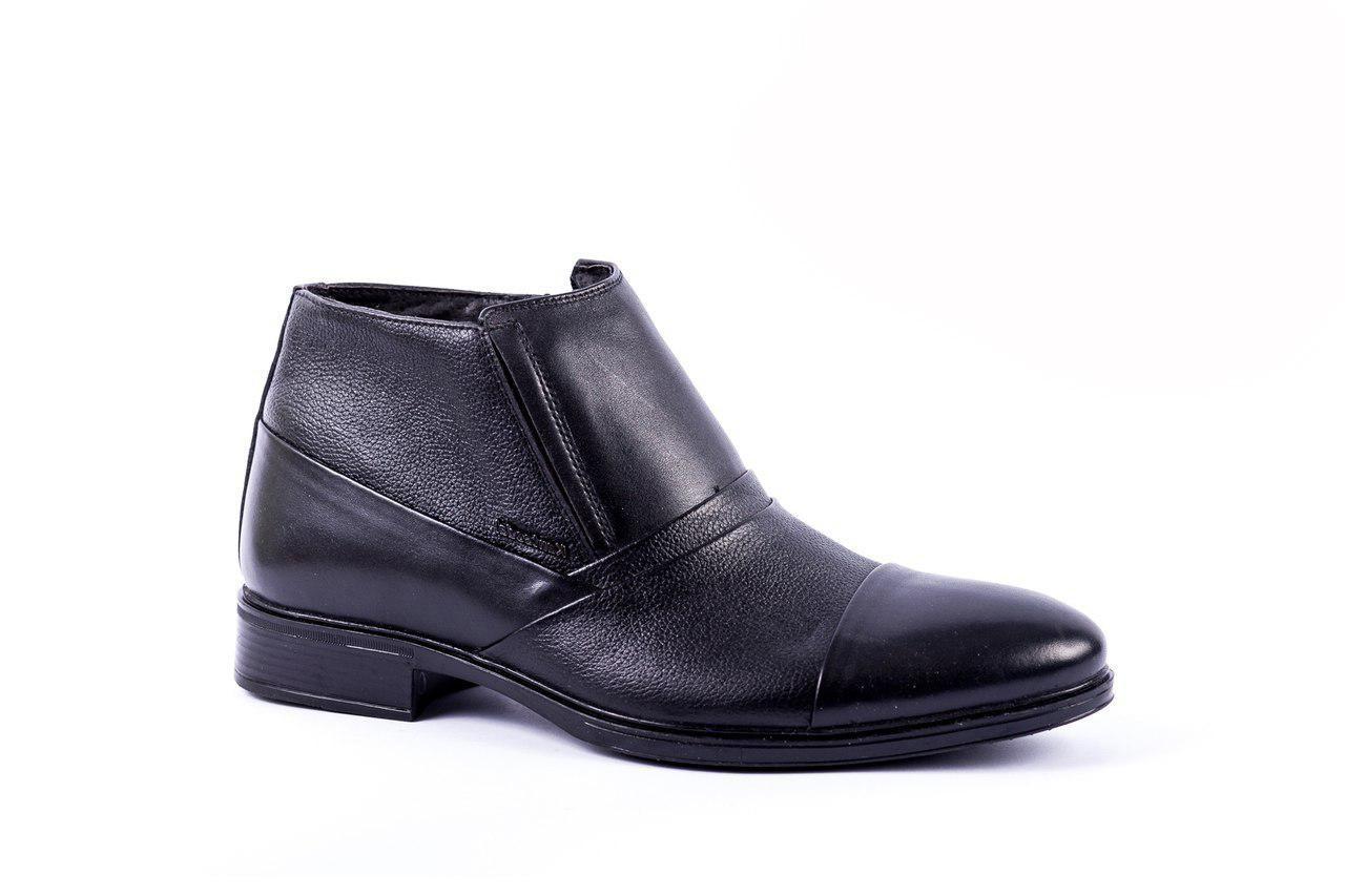 Остання пара - 40 розмір! Шкіряні черевики Kantsedal