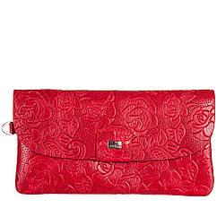 Великий жіночий гаманець-клатч зі шкіри Desisan