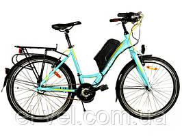 Велосипед АИСТ JAZZ с MIDdrive мотором
