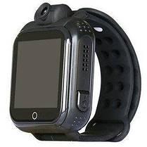 Часы Smart Baby Watch Q200 Black Гарантия 1 месяц, фото 2