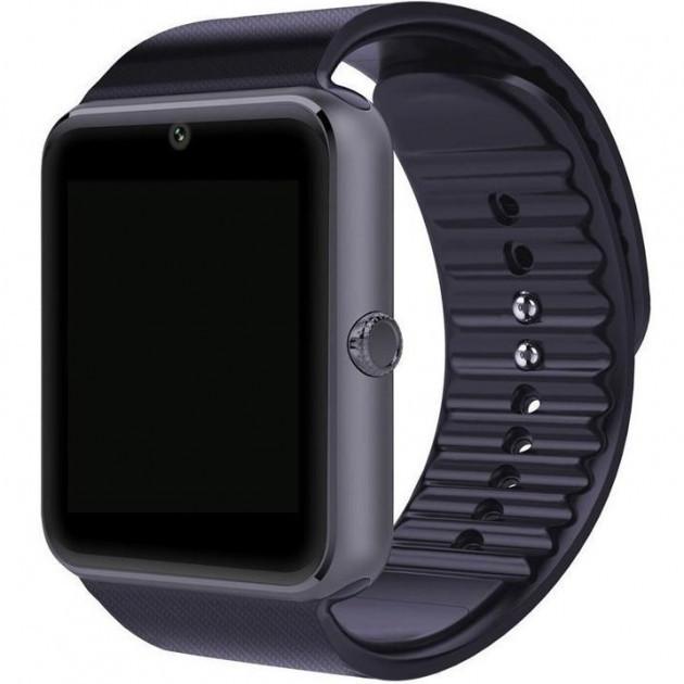 Часы Smart Watch GT08 Black Гарантия 1 месяц