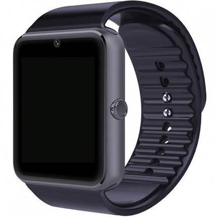 Часы Smart Watch GT08 Black Гарантия 1 месяц, фото 2