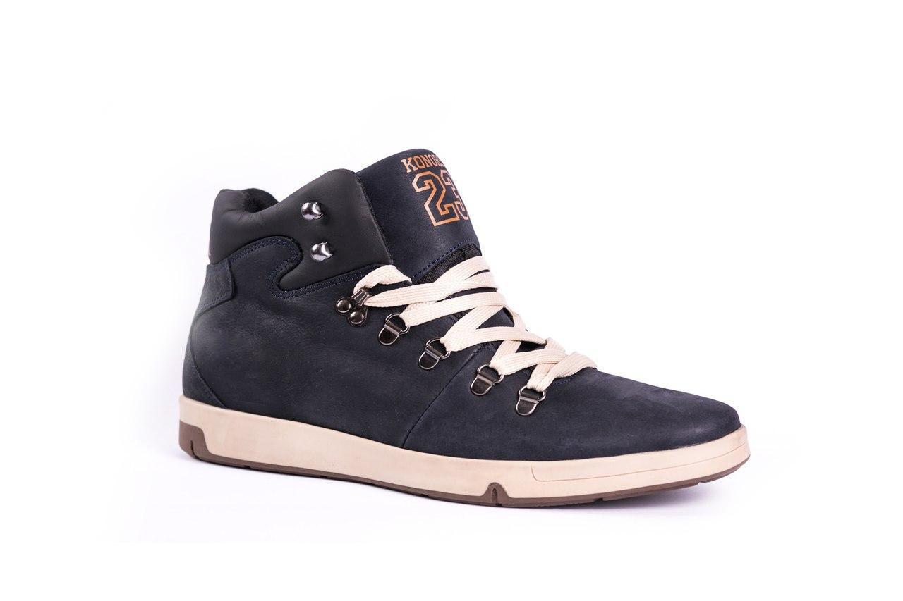 Ботинки мужские спортивные Konors 57325eb72e483