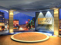 Дизайн виртуальных студий, фото 1