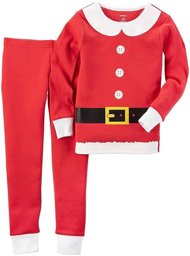 2d16bd87aead6 Новогодняя пижама 3-4 года Картерс, цена 275 грн., купить в Киеве — Prom.ua  (ID#768872269)