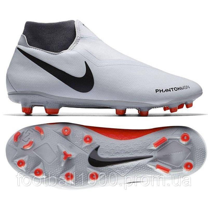 6f5a2a355d15 Футбольные бутсы Nike Phantom Vision Academy DF FG AO3258-060 - ГООООЛ›  спортивная и