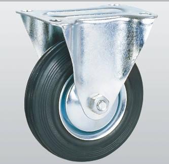 Колесо неповоротное с крепежной панелью 1007-E-200-R