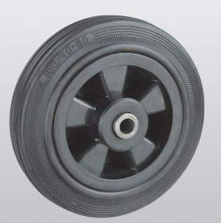 Колесо без кронштейна с подшипником скольжения 12-200x50-P