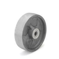 Колесо термостойкое из алюминия серия 54-150х50-R