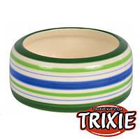 Trixie (Трикси) 60805 Керамическая миска для мышей и хомяков, 50 мл / 8 см