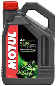 Моторне масло Motul 5100 4T 15W50 1L