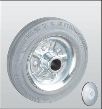 Колесо без кронштейна с роликовым подшипником 15-160х40-R
