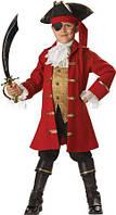 Карнавальный костюм Пират капитан прокат Киев