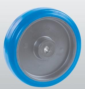 Колесо без кронштейна с роликовым подшипником 33-125х36-R