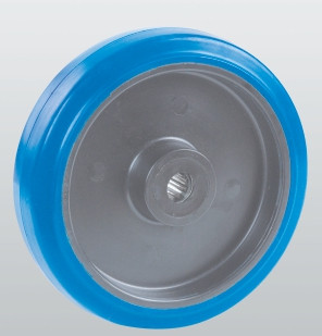 Колесо без кронштейна с роликовым подшипником 33-160х40-R
