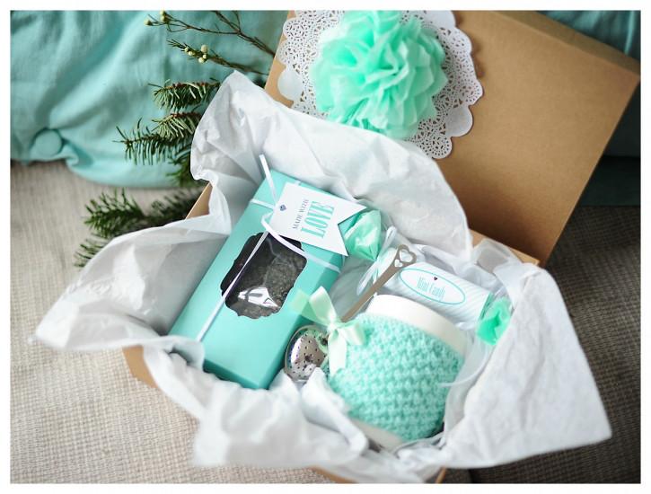 Подарочный набор для женщин Mint Love