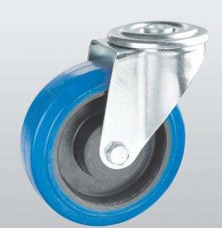 Колеса поворотные с отверстием 3305-ST-080-R