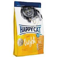 Сухой корм Happy Cat Supreme Light с птицей для котов и кошек 10 кг.