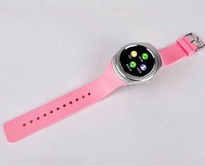 Часы Smart Watch Y1 Pink Гарантия 1 месяц, фото 2