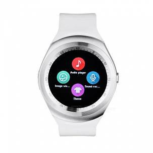 Часы Smart Watch Y1 White Гарантия 1 месяц, фото 2
