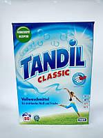 Стиральный порошок  Tandil Vollwaschmittel Classic 80 стирок 5,2 кг