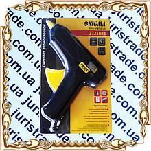 Пистолет электрич. для клея SIGMA d-11,2 мм. 40 Вт.