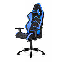 Кресло геймерское Akracing Player K601H black&blue