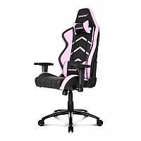 Кресло геймерское Akracing Player K601H black&pink, фото 1
