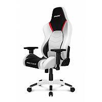 Кресло Akracing Premium V2 K700T Arctica white&black, фото 1