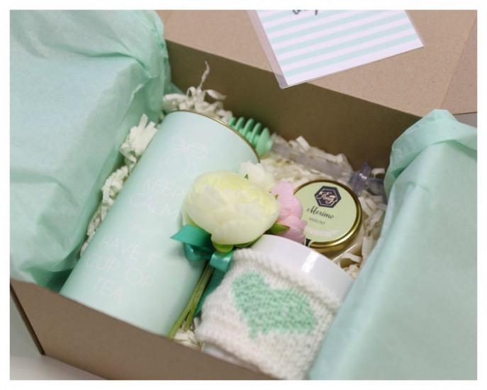 Подарочный набор для женщин Minty