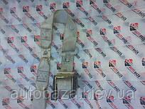 Ремінь безпеки задній лівий сірий Geely МК 101800913000652