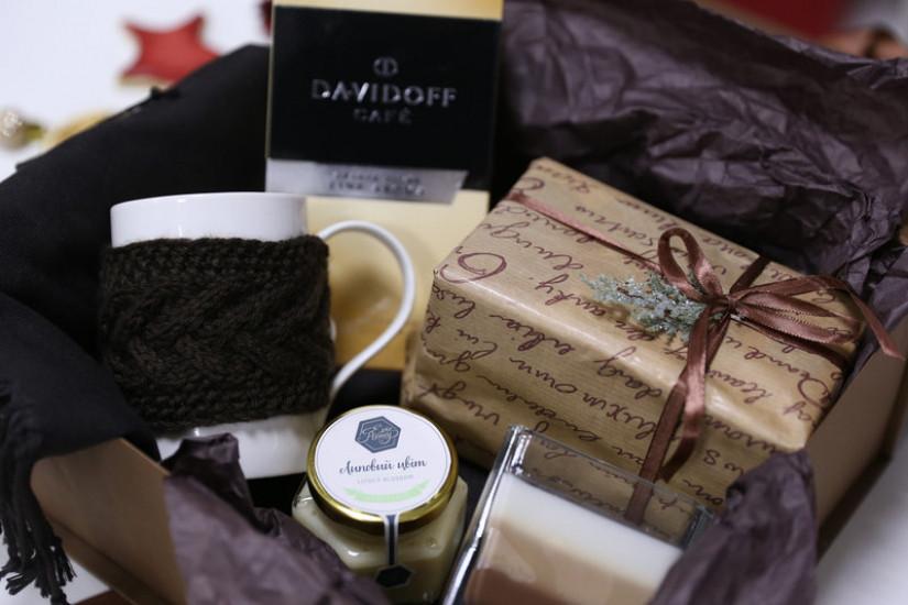 Подарочный набор для женщин Кашемир