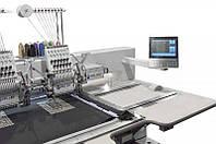VELLES VE1212 FAS Промышленная 12-ти головочная машина для плоской вышивки с системой All Servo