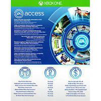 EA Access 12 Месяцев EURU