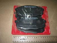 Колодки тормозные дисковые HYUNDAI i30 передн. (Korea) (пр-во SPEEDMATE) SM-BPH043
