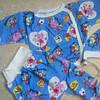 Набор комплект в роддом с шапочкой детский для новорожденного
