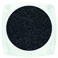Komilfo блесточки 065 розмір 0,08 мм, чорні, 2,5 г