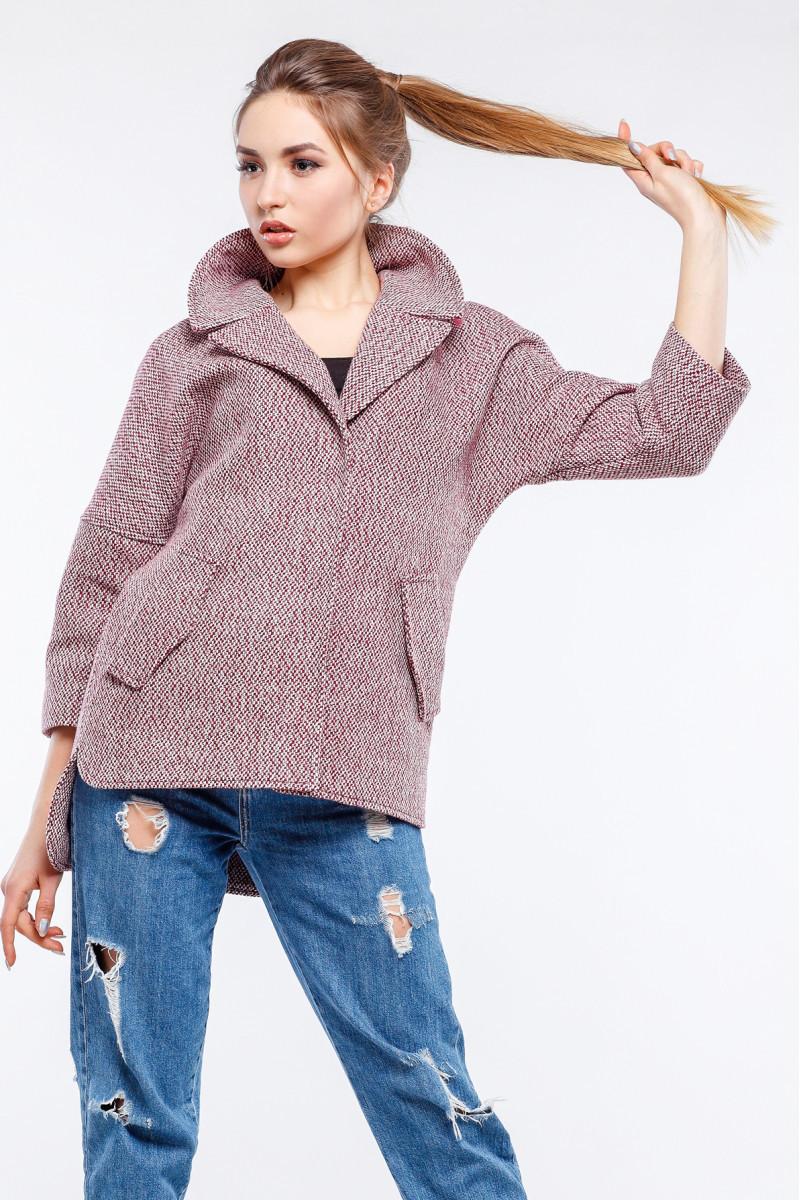Женское весеннее полу-пальто  Аглая