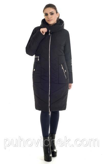 Стильные женские куртки и пуховики зимние