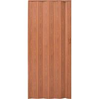 Двери-гармошка ПВХ Vinci Decor Melody 2030x820 мм дуб 7368