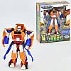 """Игрушка робот-трансформер Мини-тобот, 2 машины, в коробке, """"Тобот"""""""