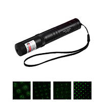 Фонарь-лазер зеленый 851, акк.16340
