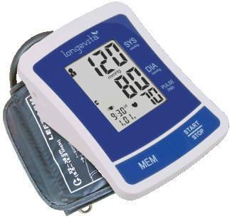 Автоматический измеритель давления Longevita BP-1209 (манжета на плечо), фото 2