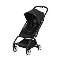 Cybex - Прогулочная коляска Eezy S, цвет Lavastone black, фото 1