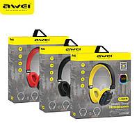 Беспроводные Bluetooth-наушники Awei A760BL